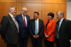 Official EU Launch of the AGRICHEMWHEY Project