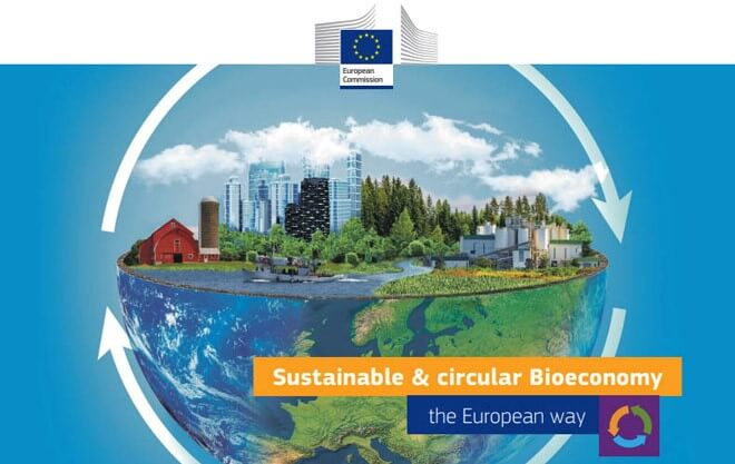 Sustainable & Circular Bioeconomy, the European Way